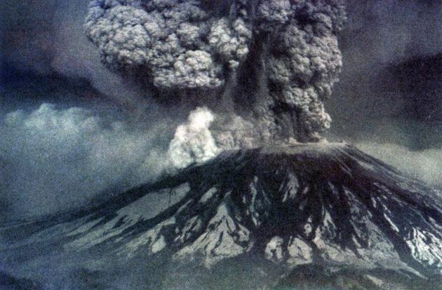 Letusan Gunung St. Helens Tanggal 18 Mei 1980