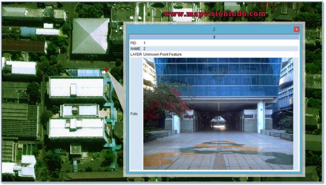 [Tutorial] Menampilkan Foto dalam Sebuah Data Vektor di ArcMap